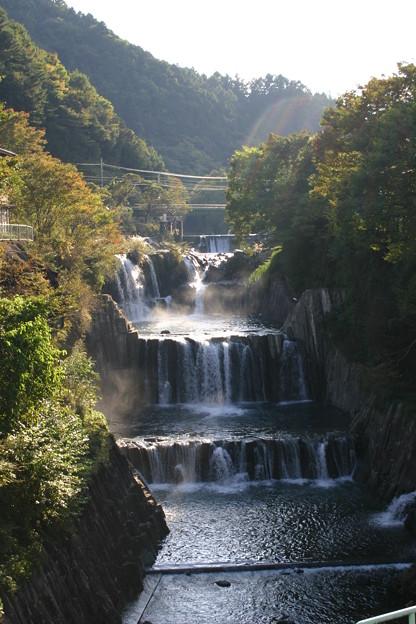山梨 田原の滝2