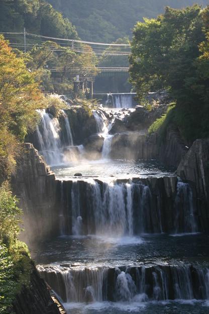 山梨 田原の滝3