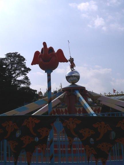 【09.10.04】 空飛ぶダンボ