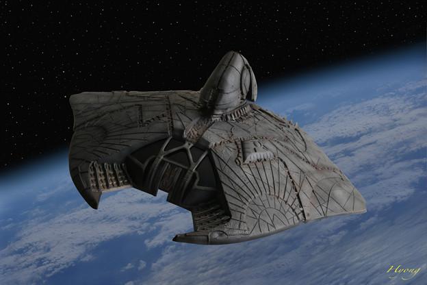 ID4 エイリアンアタッカー地球改修型