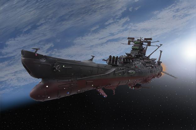 SPACE BATTLESHIPヤマト