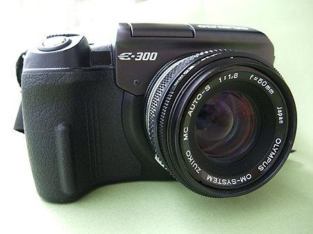 ZUIKO MC AUTO-S 50mm F1.8