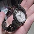 写真: 新しい時計を3150円で買...