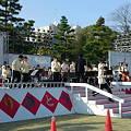 Photos: 高松市番町の公園です。クリスマスソングが演奏されてました。各社協...