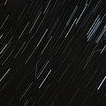 写真: オリオン座流星群