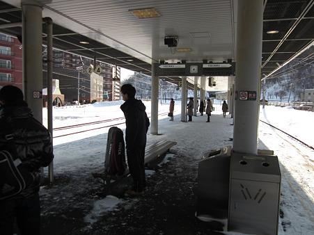 小樽築港駅1