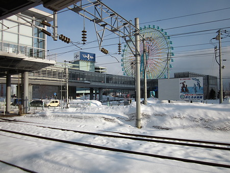 小樽築港駅7