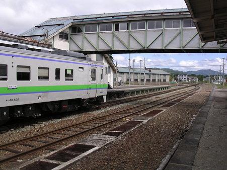 倶知安駅8