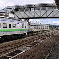 写真: 倶知安駅8