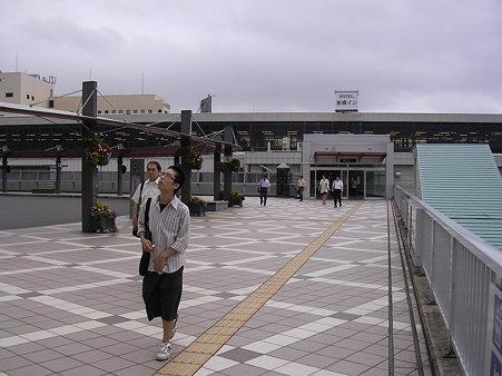盛岡駅西口
