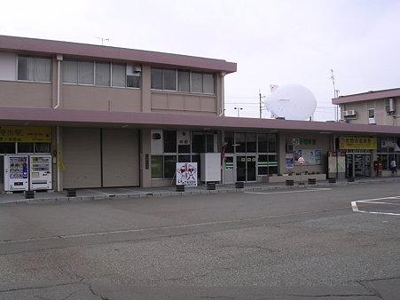 十日町駅舎