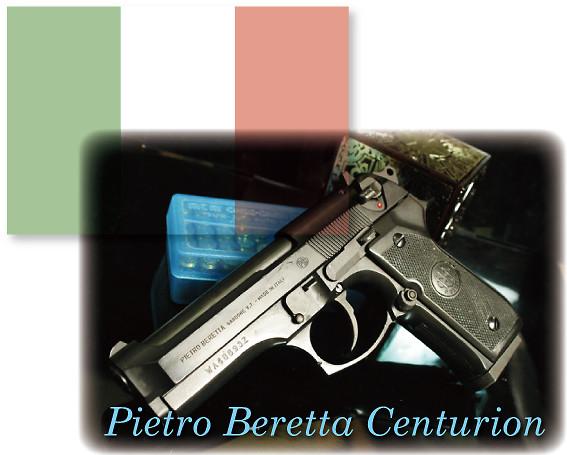 Beretta Centurion
