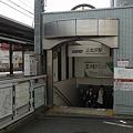 写真: 上北沢駅