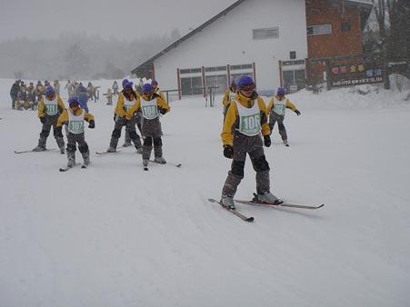 110207 太平中スキー実習