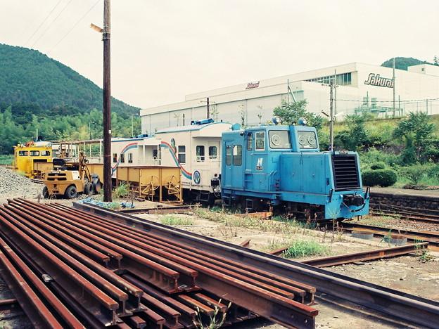 長良川鉄道 トロッコ車両