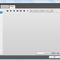 写真: Operaダイアログ:外観の設定のボタン