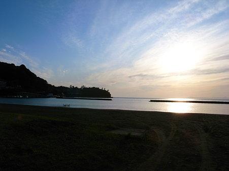 西伊豆の土肥の海岸