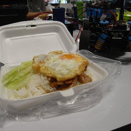 昼食@RCS