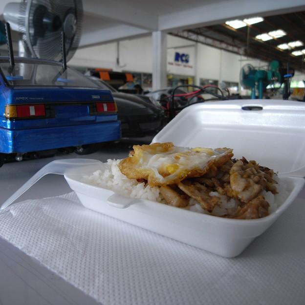 Photos: 昼飯@RCS