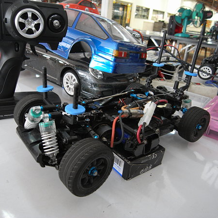 M-05 PRO CHASSIS