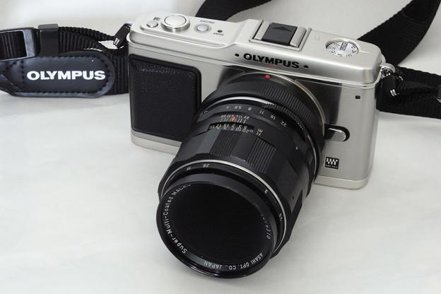 マクロタクマー50mmF4