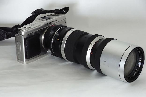 サン85-210mmF4.5