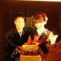 2009.10.12 松山和也・結婚式