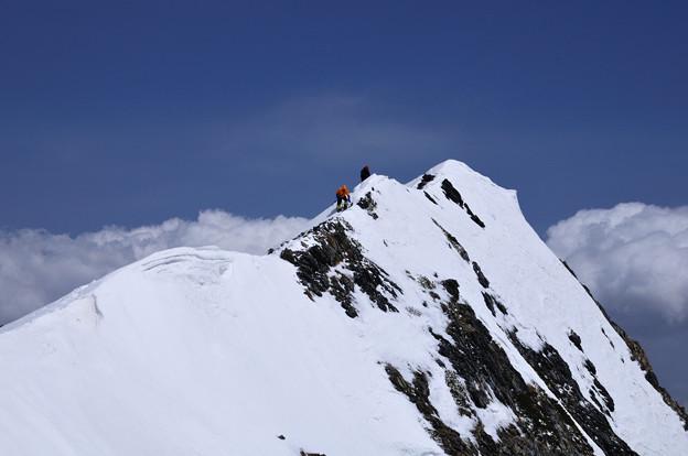 最高の稜線歩き