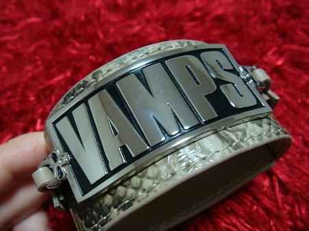 パイソン@VAMPS LIVE 2009