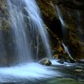 写真: 姥ヶ滝(2) マイナスイオンがいっぱい!