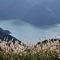 写真: 瀬名高原から