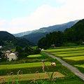 写真: 農村の風景