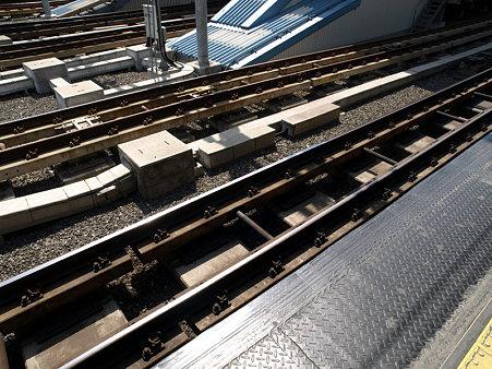 横浜駅線路