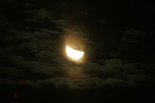 Moon pillar