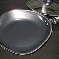 写真: 鉄のフライパン