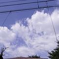 写真: 2009-08-24の空1