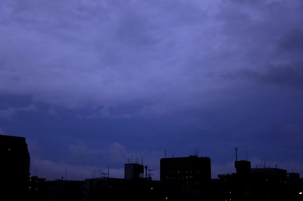 Photos: 2009-10-02の空1