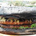 写真: ギネス世界記録にチャレンジ 世界最大のハンバーガーを作る!22