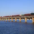鹿島線 貨物列車
