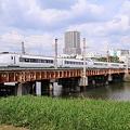 Photos: 常磐線 荒川沖-土浦 特急スーパーひたち