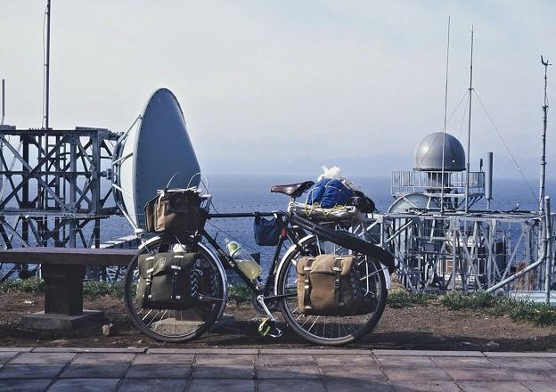 Photos: 竜飛崎より北海道を臨む