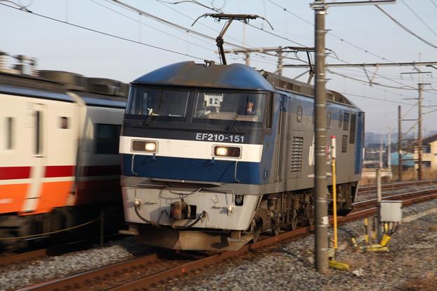 Photos: EF210形電気機関車