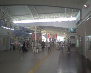 八戸駅到着