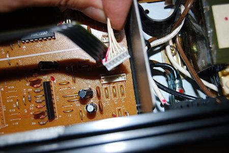 XP-50 エクスパンションボード部分コード接続確認用1
