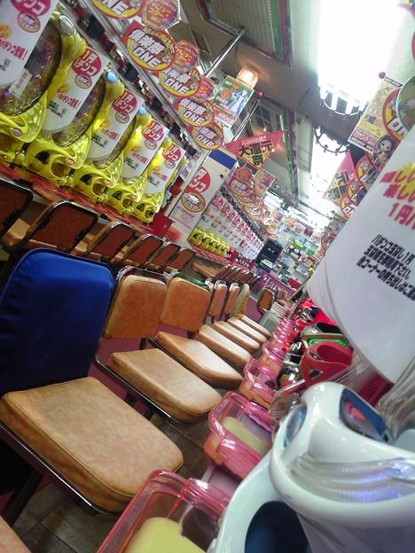 倶楽部ONE1円パチンココーナー