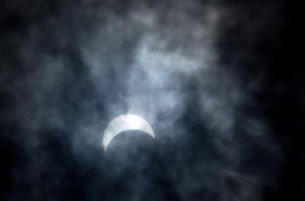 2009/7/22 部分日食!