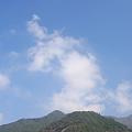 Photos: 蒼き空と白き雲