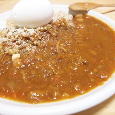 100kcalの豆カレーを食べてみた