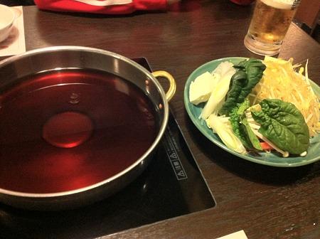 蒲田の「鍋ぞう」に来ました