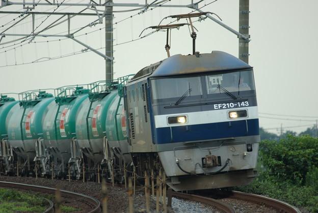 EF210-143(東北本線)